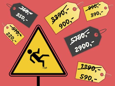 Jak ustát cenu svých výrobků+ ke stažení PDF cedule na stánek, která Ti pomůže prodávat za férové ceny